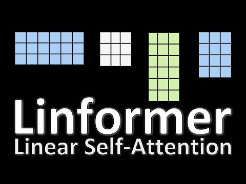 Linformer: Self-Attention with Linear Complexity (Paper Explained) from YouTube · Duration:  50 minutes 24 seconds