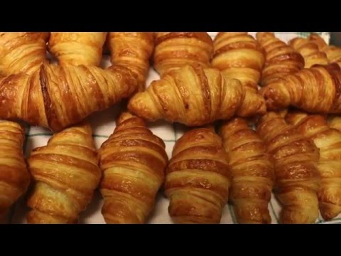 National Croissant Day at US Embassy  Luxembourg