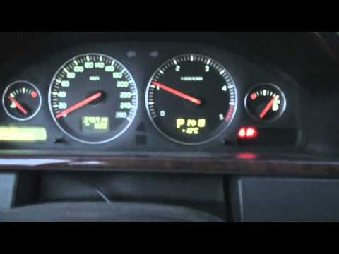 Volvo XC90 D5 - Cold Start + issue - YouTube