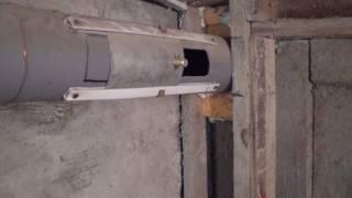 видео Система проветривания в курятнике своими руками.