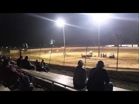 Southern Illinois Raceway, A Class Heat Race, 9/19/15