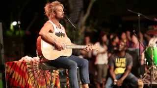 "XAVIER RUDD ""Spirit Bird"" - Closing 2014 Bali Spirit Festival with much LOVE"