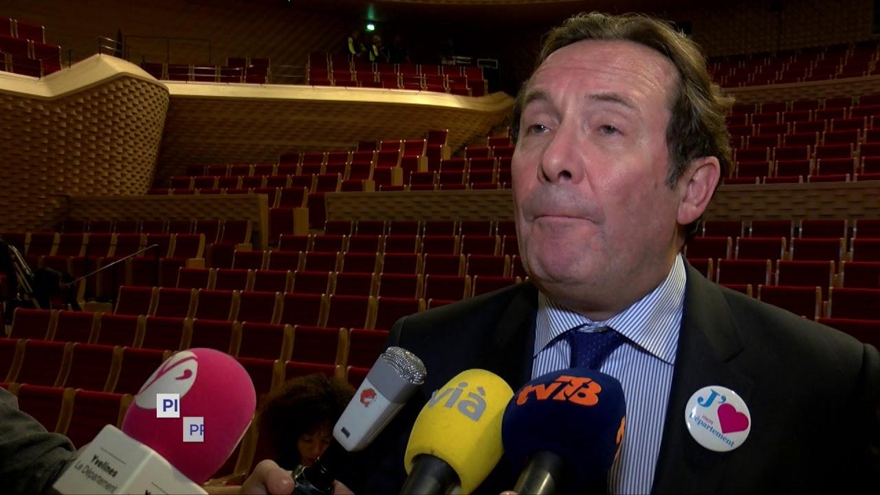 Voeux : Yvelines et Hauts-de-Seine veulent sauvegarder les départements