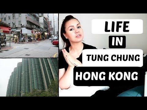 Life In Tung Chung Hong Kong