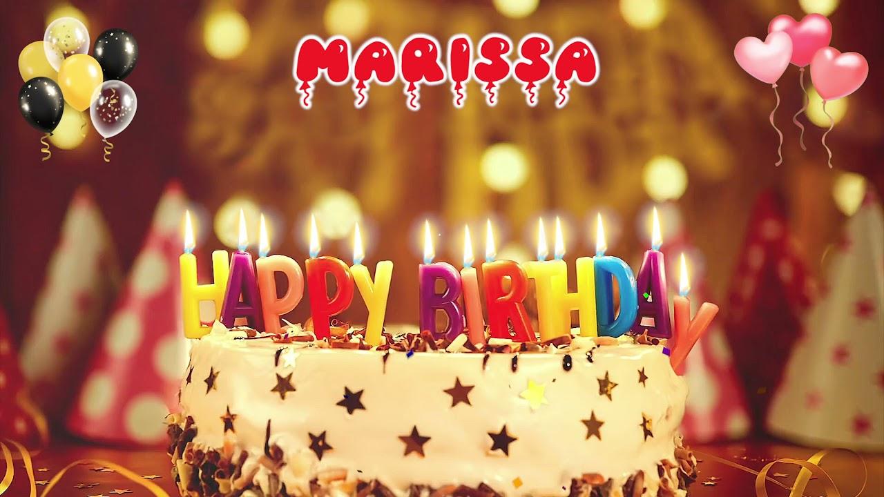 Download MARISSA Happy Birthday Song – Happy Birthday to You