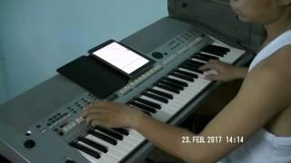 Những bông hồng trắng organ - Юрий Шатунов - Белые розы- Дюссельдорф organ
