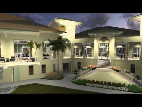Boca West NEW Golf & Activities Center - projected opening December 2016
