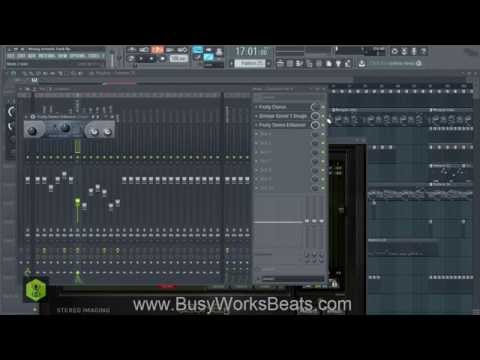 How to Mix a Jeremih Style R&B Track-Mixing Academy Video