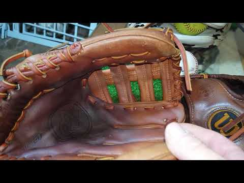 Baseball et Softball Glove complet relace Nettoyage//Conditioning service