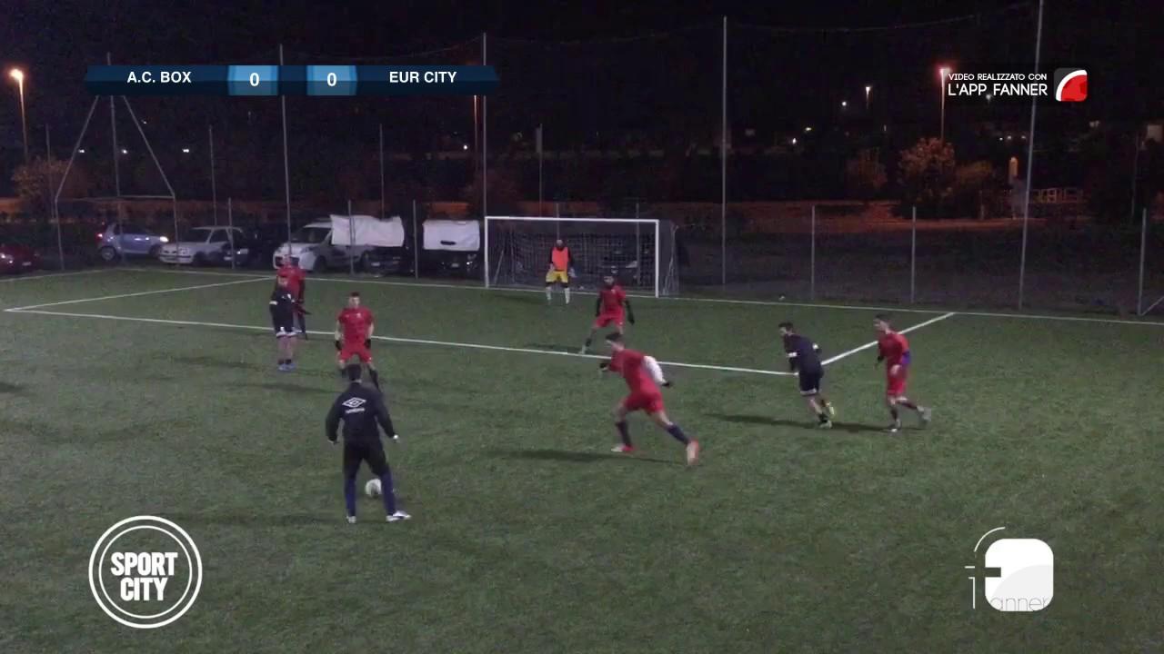 A.C. Box 2-1 Eur City | Serie B - 13ª | Highlights