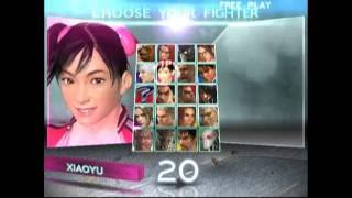 Download Video Tekken 4 PS2 All Character Select MP3 3GP MP4
