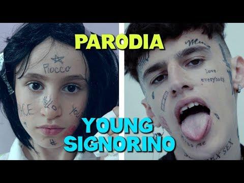 PARODIA YOUNG SIGNORINO Mmh Ha Ha Ha - by Charlotte M.