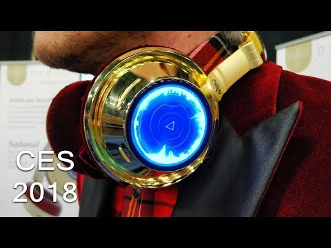 TOP 10 Best CES 2018 Techs and Gadgets