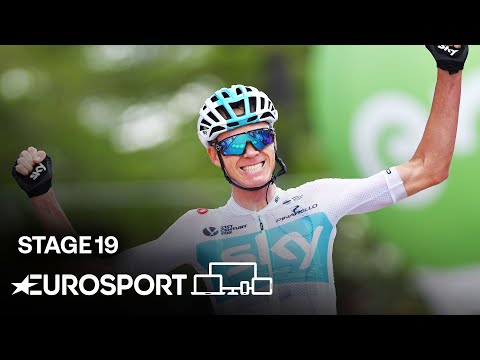 Chris Froome: The Greatest Comeback In Cycling History? | Giro d'Italia 2018 | Stage 19 Highlights
