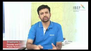 shashank nd founder and ceo practo technologies pvt ltd