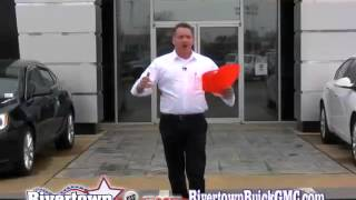 Rivertown Buick GMC Red Tag Sale! (JAN 2014)