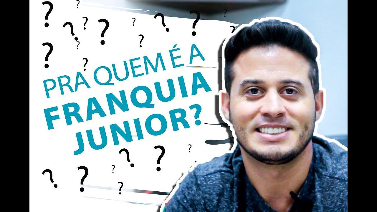 Profissional Nível A - Para Quem é a Franquia Jr?
