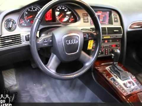 2006 audi a6 4dr sdn 3.2l quattro auto (chicago, illinois) - youtube