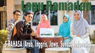 Lagu Ramadhan 5 Bahasa Arab, Inggris, Jawa, Sunda, dan Indonesia (Cover Lagu Maher Zain)