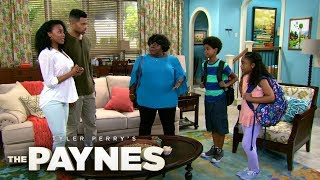Nyla and Terrance Are Caught Kissing | Tyler Perry's The Paynes | Oprah Winfrey Network