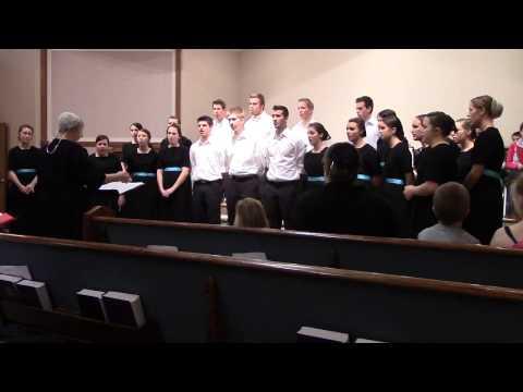 How Should A King Come - Hartville Christian HS Choir