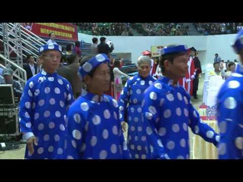 Lễ hội mùa xuân Họ Dương Việt Nam năm 2017 [Full]