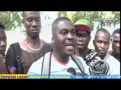 Reyaksyon Popilasyon an sou deklarasyon Donald Trump Haiti se peyi TROU KAKA