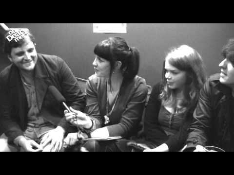 James Walsh Starsailor talks about the film Powder