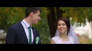 Максим и Ирина,24 09 2016,свадебный клип