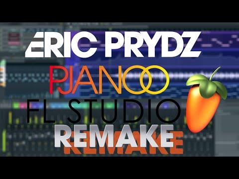 Eric Prydz - Pjanoo (Club Mix) [Final Remake] [FL STUDIO]