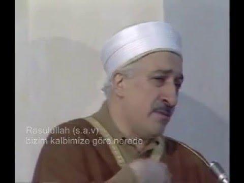 M.Fethullah Gülen Hocaefendi - Derleme Vaaz IZDIRAP