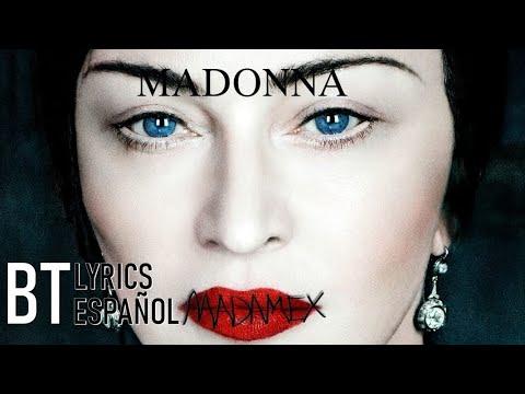 Madonna - Bitch I&39;m Loca ft Maluma  + Español
