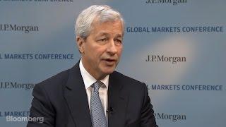 JPMorgan CEO Dimon Wants European Banks to Thrive