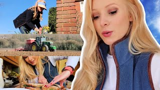 WE MOVED TO THE FARM - spend the day with me!