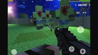 10th level of 'pixel gun 3d'when you get the  STACK
