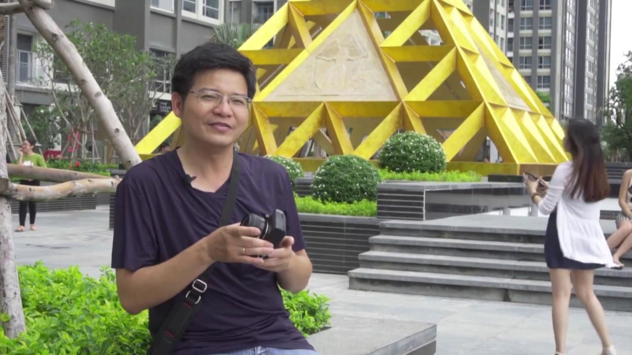 Dr.Thanh – Review Fujifilm X-T100