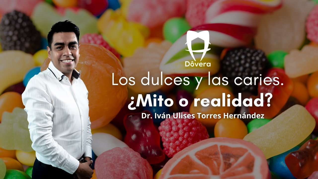 Los dulces y las caries. ¿Mito o realidad? Aquí te lo decimos