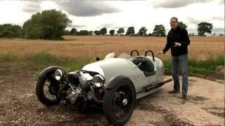 Morgan 3 Wheeler - Fifth Gear Web TV