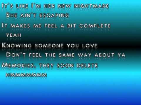 Kid Cudi Erase Me Instrumental Lyrics