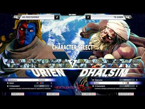 NLBC v.96 - Street Fighter V - Top 3 Finals [1080p/60fps]