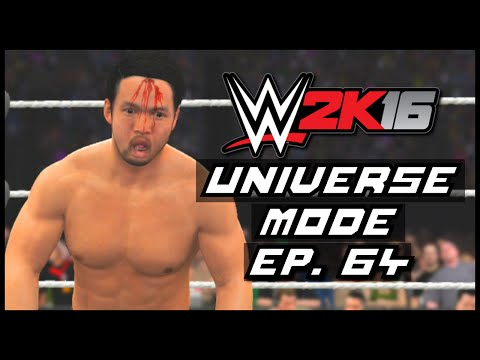 WWE 2K16 | Universe Mode - 'NXT TAKEOVER: LONDON!' | #64