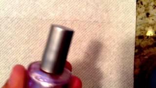 Nail tutorial: mixed colors