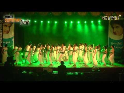 Tum hi ho - Shiamak Summer Funk 2014 Nagpur