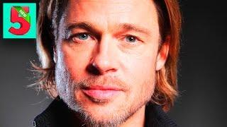 Топ10 ФАКТОВ ПРО БРЭДА ПИТТА. Brad Pitt
