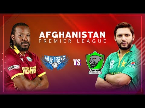 APLT20 2018 M12: Balkh Legends v Paktia Panthers Live Stream, Afghanistan Premier League T20