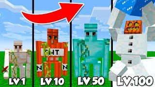 Minecraft ITA - La VITA dei GOLEM su MINECRAFT!!