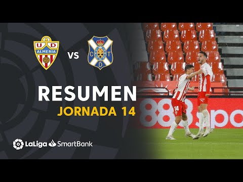 Almeria Tenerife Goals And Highlights