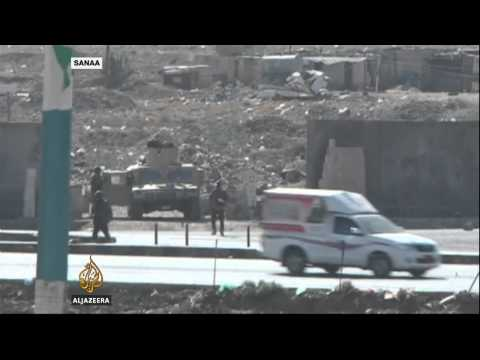 Yemen minister: Nobody in control of Sanaa
