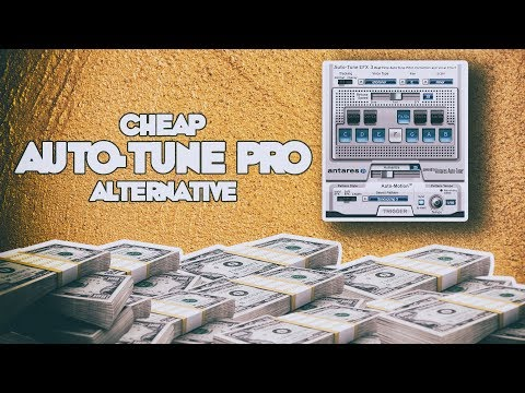 Cheap Auto-Tune Pro Alternative | Auto-Tune EFX 3