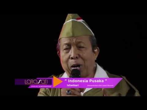 Keroncong Larasati - Indonesia Pusaka (Ismail Marzuki)